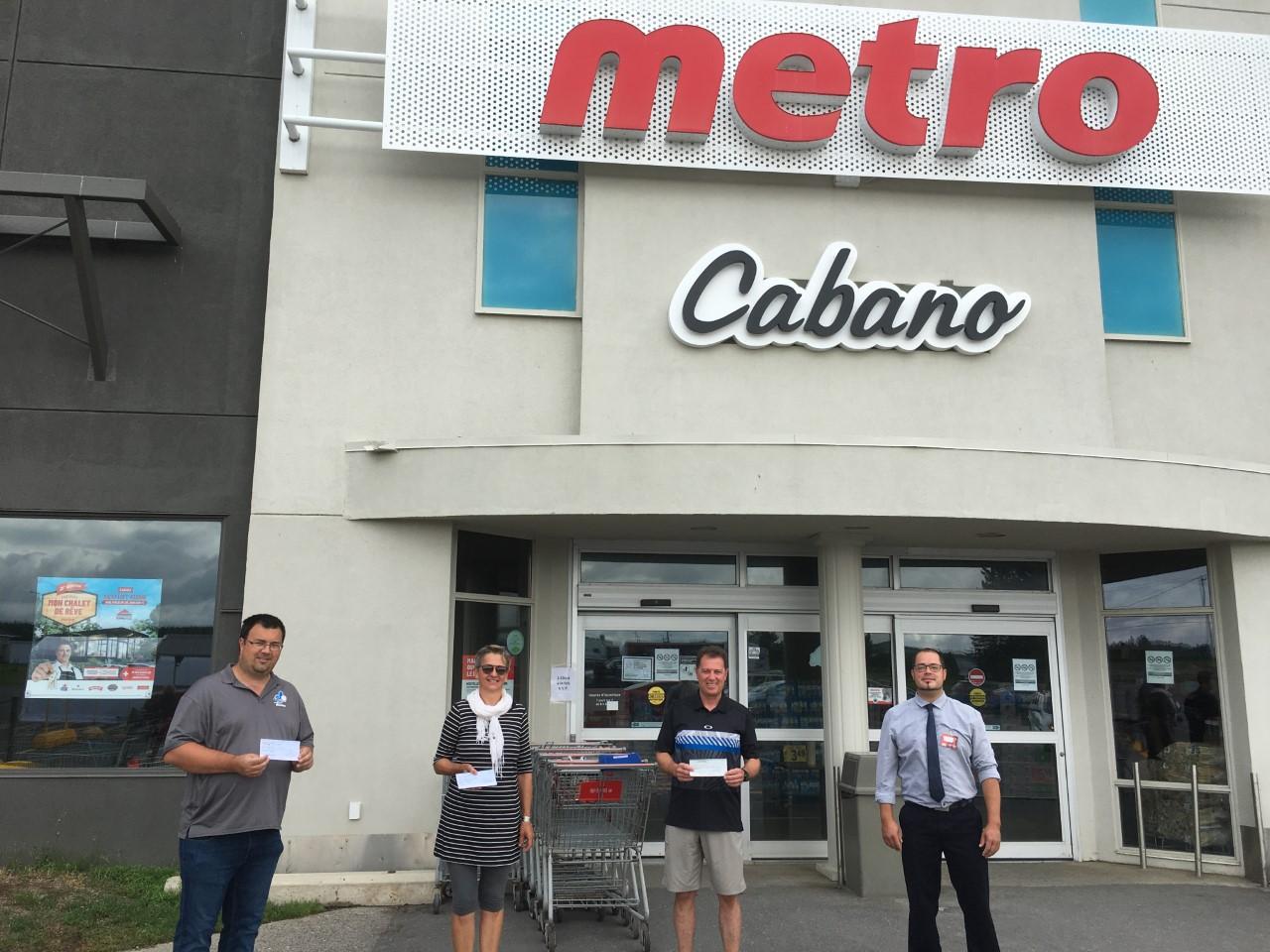 Metro cheques